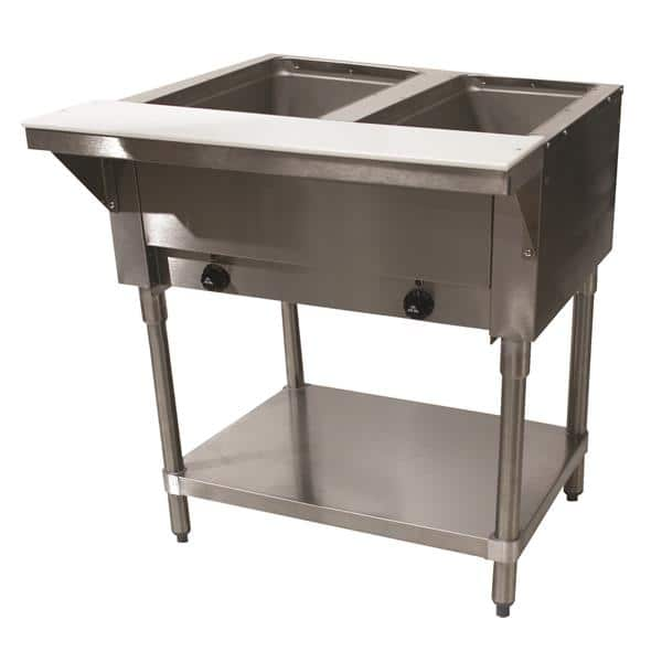 Advance Tabco SW-2E-240 Hot Food Table