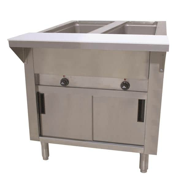 Advance Tabco SW-4E-240-DR Hot Food Table