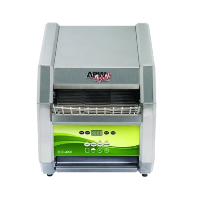 APW Wyott ECO 4000-350L ECO-4000 Conveyor Toaster