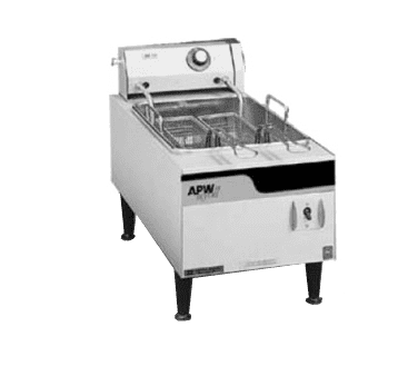 APW Wyott EF-15IN Champion Fryer