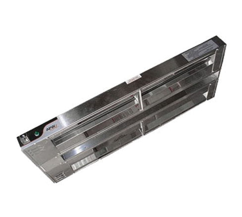 APW Wyott FDD-18L-T Dual Heat Lamp