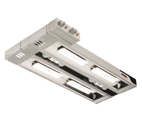 APW Wyott FDDC-18H-R C Radiant™ Heat Lamp