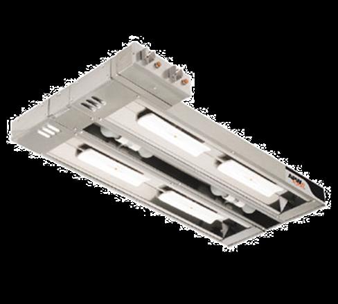 APW Wyott FDDC-48H-R C Radiant™ Heat Lamp