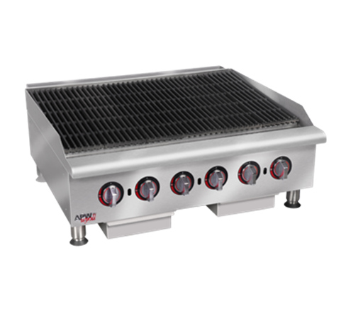 APW Wyott HCB-2436I Cookline Radiant Charbroiler