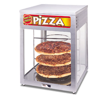 APW Wyott HDC-4P Hot Food Display Case
