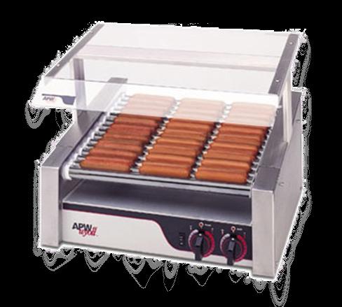 APW Wyott HR-50S X*PERT HotRod® Hot Dog Grill