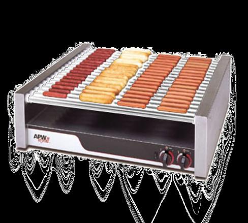 APW Wyott HR-75 X*PERT HotRod® Hot Dog Grill