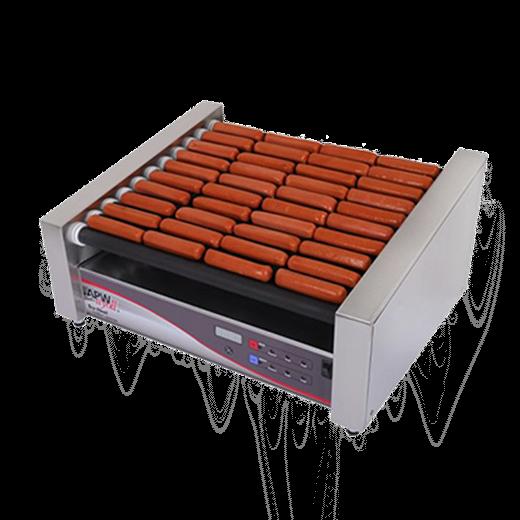 APW Wyott HRSDI-50 X*PERT HotRod® Digital Hot Dog Grill
