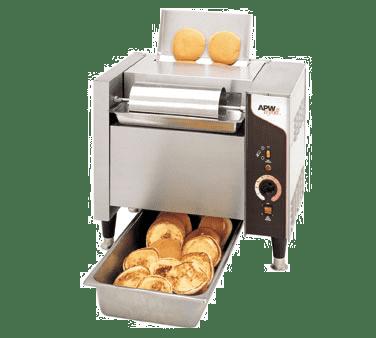 APW Wyott M-95-2 Bun Grill Conveyor Toaster