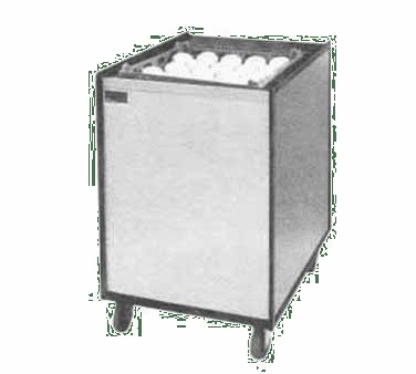 APW Wyott MCTR-1020 Lowerator® Cup & Glass Rack Dispenser