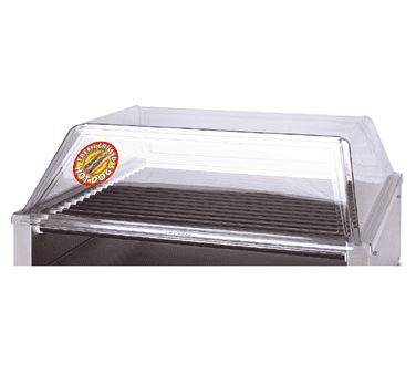 APW Wyott SG-45DD Hot Dog Grill Sneeze Guard