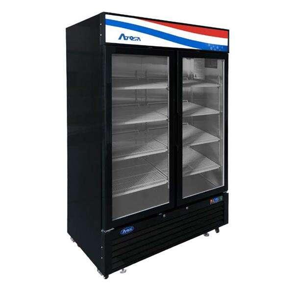Atosa USA MCF8721GR Freezer Merchandiser