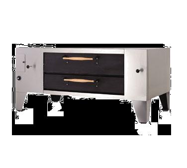 Bakers Pride Y-600-DSP Super Deck Series Display Pizza Deck Oven