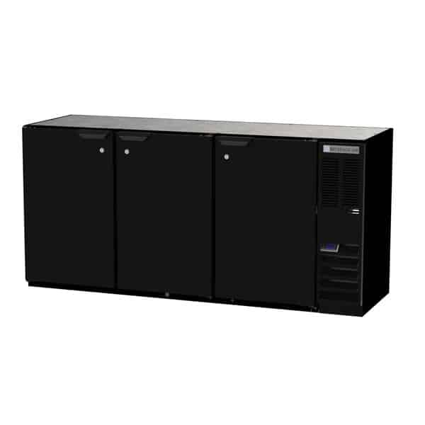 Beverage Air BB72HC-1-B Refrigerated Back Bar Storage Cabinet