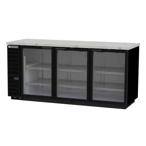 Beverage Air BB78HC-1-G-S Refrigerated Back Bar Storage Cabinet