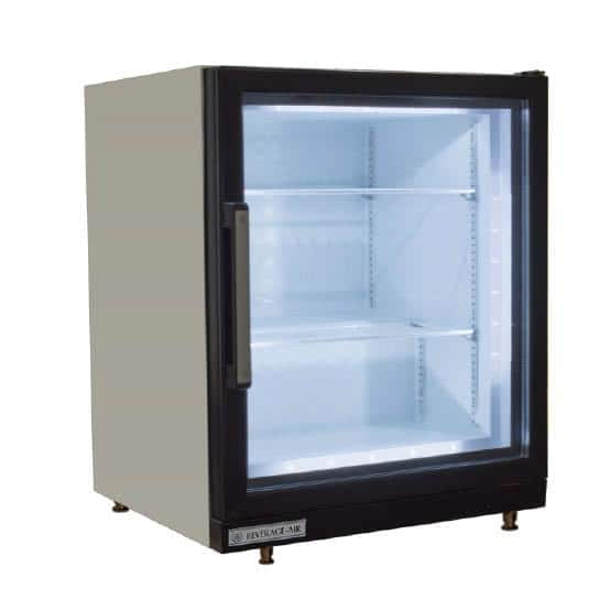 Beverage Air CF3HC-1-W Freezer Reach-In Display