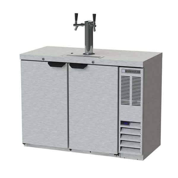 Beverage Air DD48HC-1-S Draft Beer Cooler