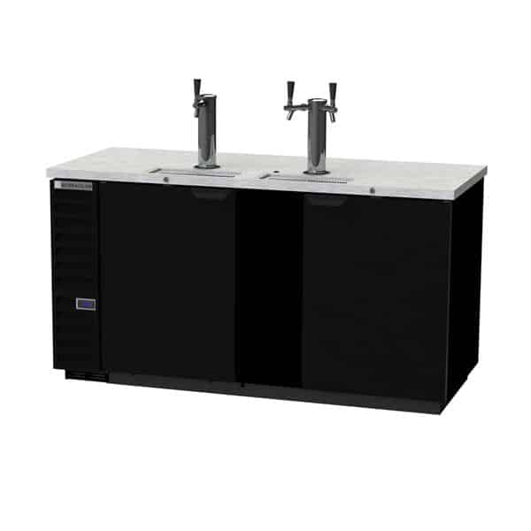 Beverage Air DD68HC-1-B Draft Beer Cooler