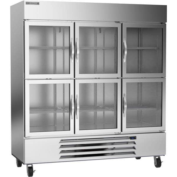 Beverage Air HBR72HC-1-HG Horizon Series Refrigerator