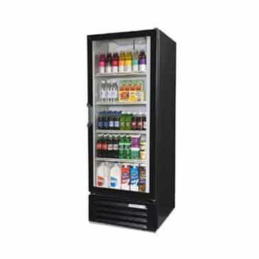 Beverage Air LV12HC-1-B LumaVue Refrigerated Merchandiser