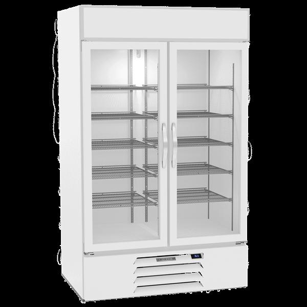 Beverage Air MMR44HC-1-W MarketMax™ Refrigerated Merchandiser
