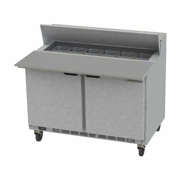 Beverage Air SPE48HC-12C Elite Series™ Sandwich Top Refrigerated Counter