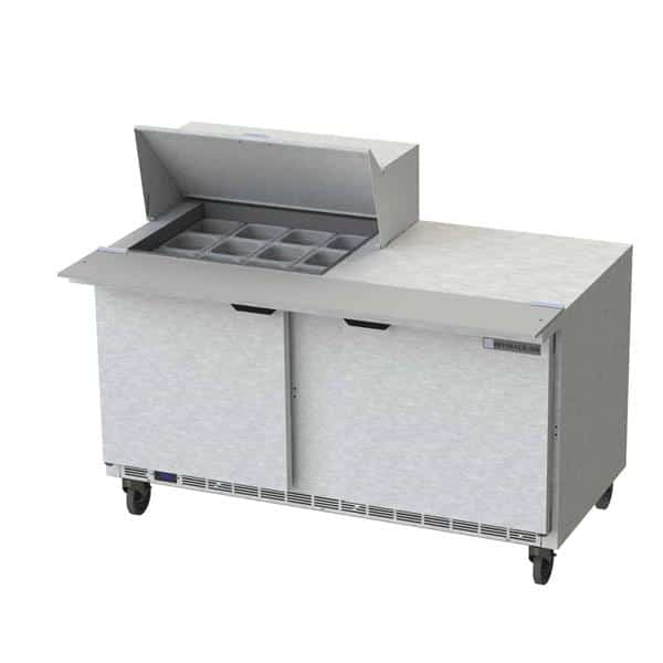 Beverage Air SPE60HC-12M Elite Series™ Mega Top Refrigerated Counter