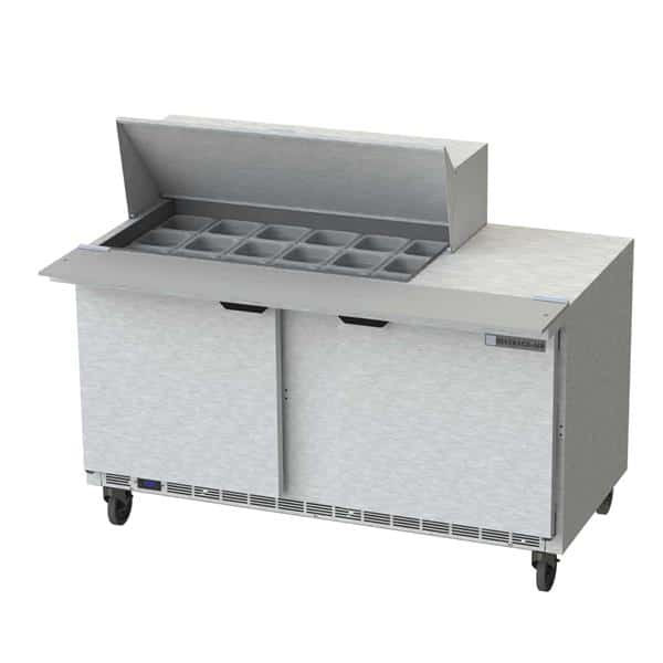 Beverage Air SPE60HC-18M Elite Series™ Mega Top Refrigerated Counter