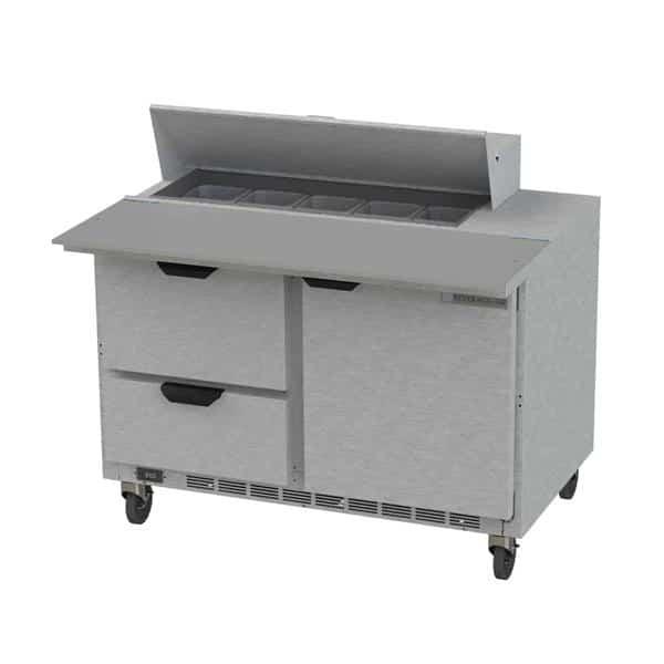 Beverage Air SPED48HC-10C-2 Elite Series™ Sandwich Top Refrigerated Counter