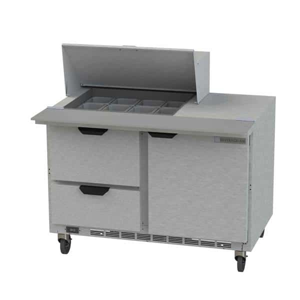 Beverage Air SPED48HC-12M-2 Elite Series™ Mega Top Refrigerated Counter