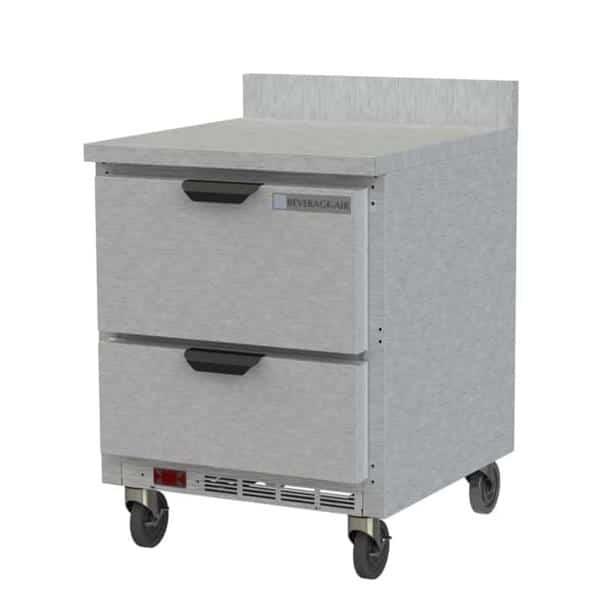 Beverage Air WTFD27AHC-2-FIP Worktop Freezer