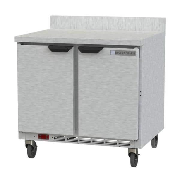 Beverage Air WTR36AHC-FIP Worktop Refrigerator