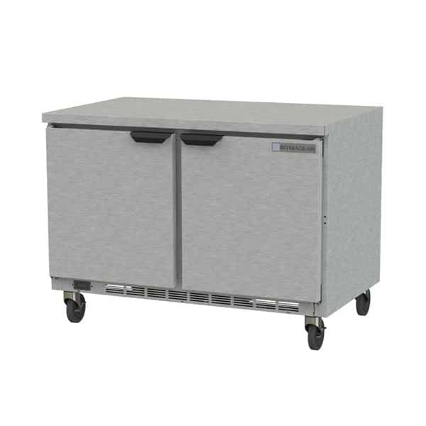 Beverage Air WTR48AHC-FLT Worktop Refrigerator