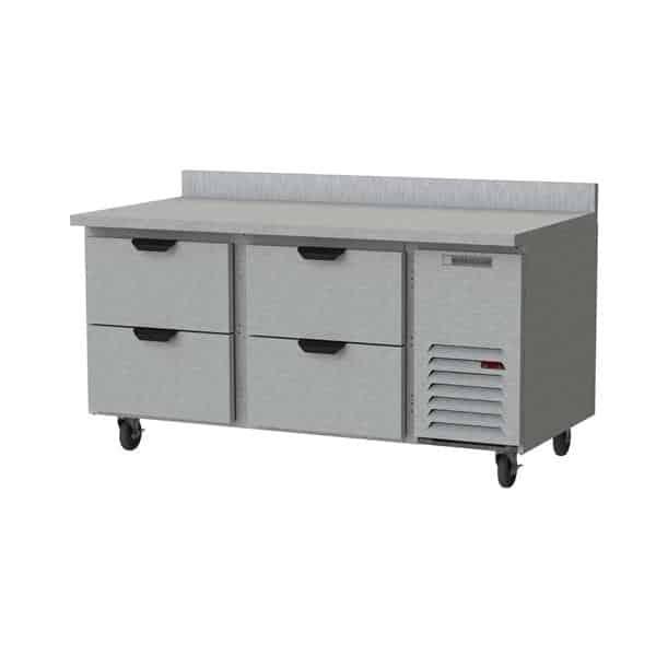 Beverage Air WTRD67AHC-4 Worktop Refrigerator