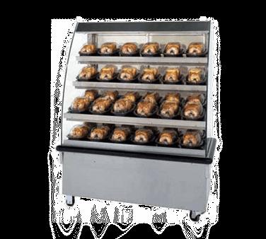 BKI MDW-48-4CFM Multi-Deck Hot Food Self Service Case