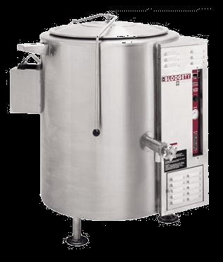 Blodgett Steam KLS-60G Stationary Kettle