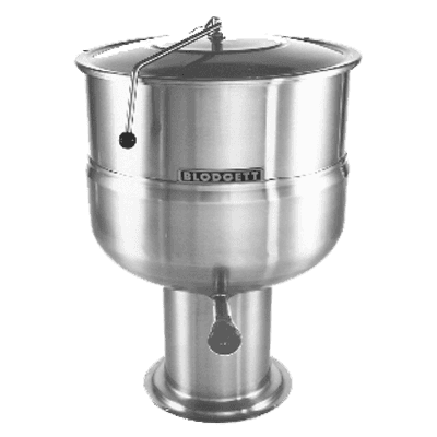 Blodgett Steam KPS-30DS Stationary Kettle