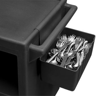 Cambro BC1115SH110 Silverware Holder