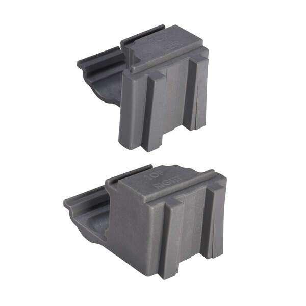 Cambro ECC10580 Camshelving® Elements Corner Connector Set