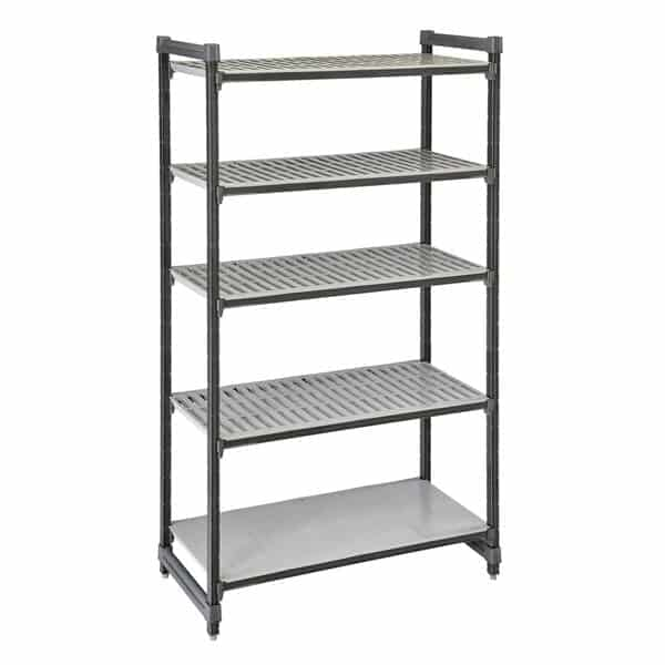 Cambro ESU187284VS5580 Camshelving® Elements Starter Unit