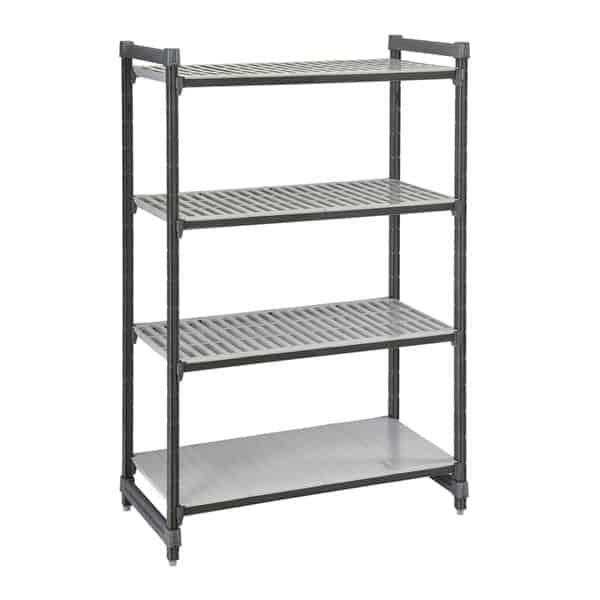 Cambro ESU212484VS4580 Camshelving® Elements Starter Unit