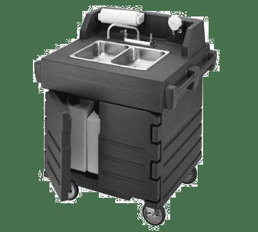 Cambro KSC402426 CamKiosk® Hand Sink Cart