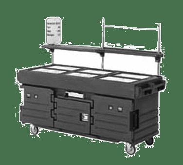Cambro KVC856158 CamKiosk® Cart