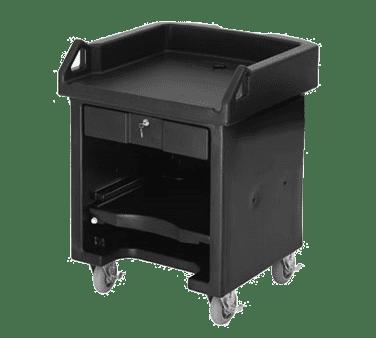 Cambro VCS186 Versa Cash Register Cart