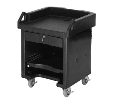 Cambro VCS519 Versa Cash Register Cart