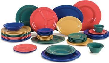 """Carlisle 3301003 Sierrus"""" Dinner Plate"""