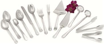 "Carlisle 609003 Aria"" Serving Spoon"