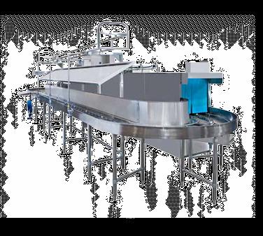 Champion CC-86PW-R CC Series Circular Conveyor Dishwasher