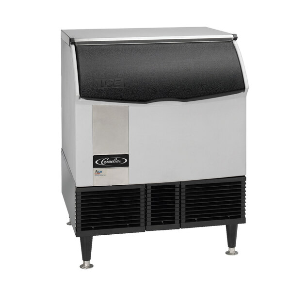 Cornelius CCU0300AF12 Nordic CCU0300 Under Counter Ice Maker with bin