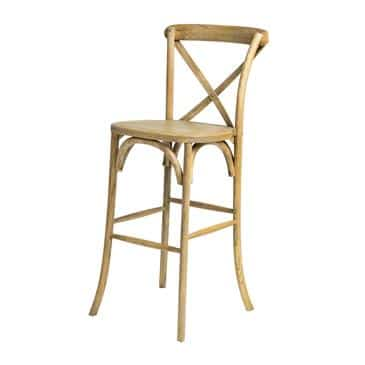 Commercial Seating Products W-750-X02-BAR Sonoma Stacking Bar Stool